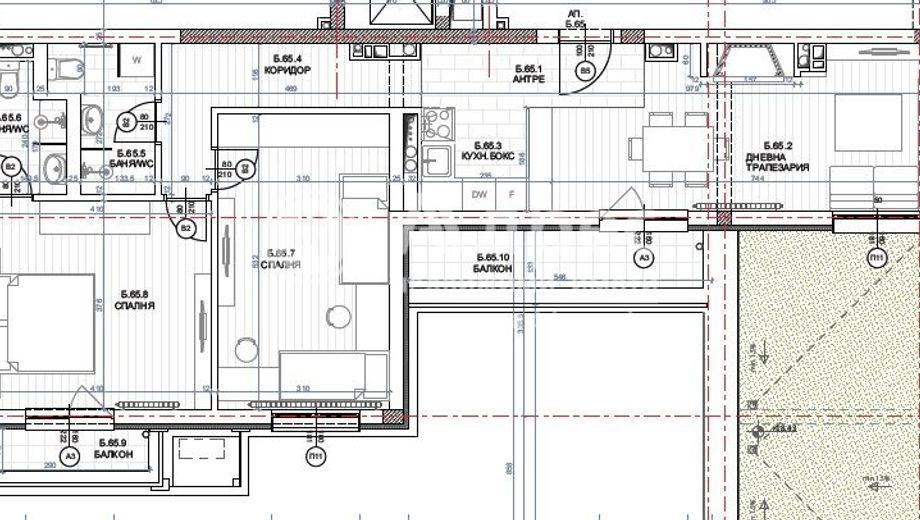 тристаен апартамент софия g2vq3fdn