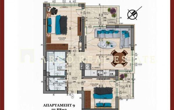 тристаен апартамент софия gd1vamjh