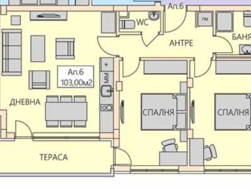тристаен апартамент софия gkla6k9y