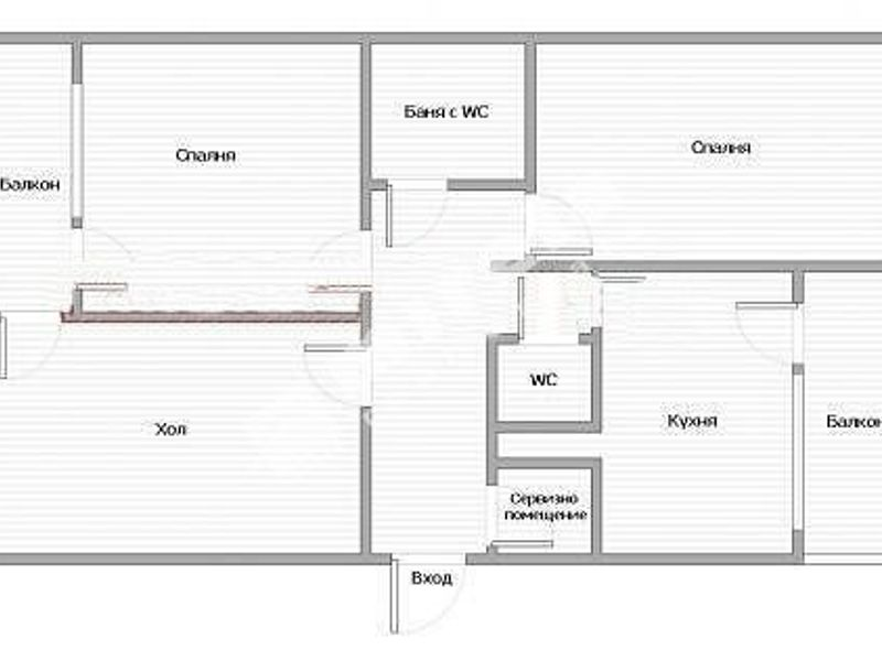 тристаен апартамент софия gr3m8xyt
