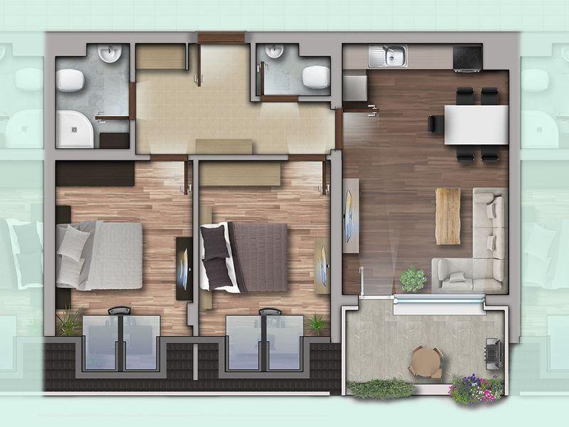 тристаен апартамент софия hjwgl16e