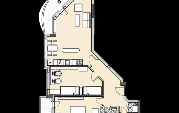 тристаен апартамент софия jerh4gre