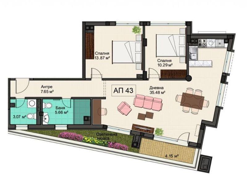тристаен апартамент софия jmngwccn