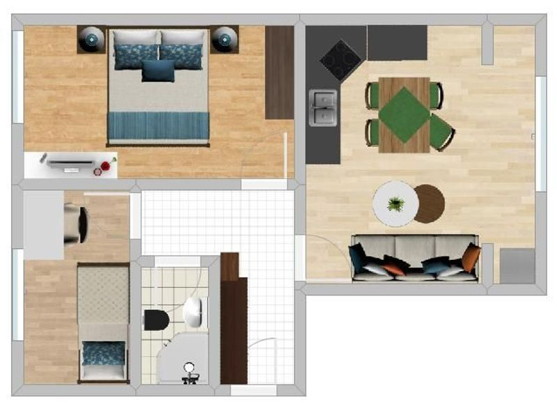 тристаен апартамент софия kj3qflta