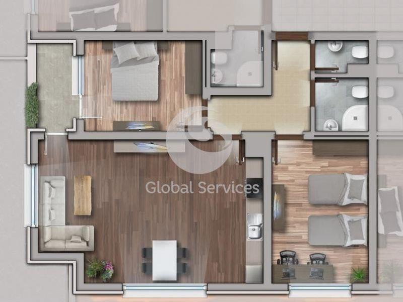 тристаен апартамент софия knl8g3kp
