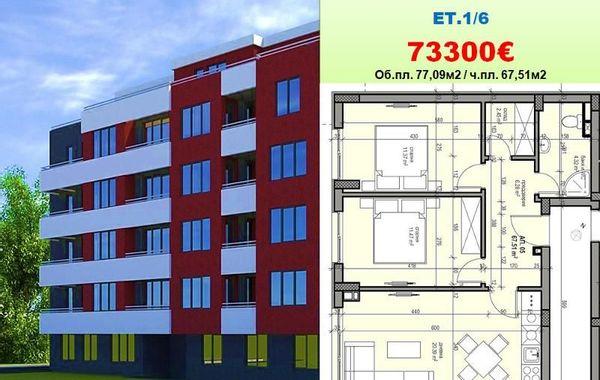тристаен апартамент софия l8xs3vkx