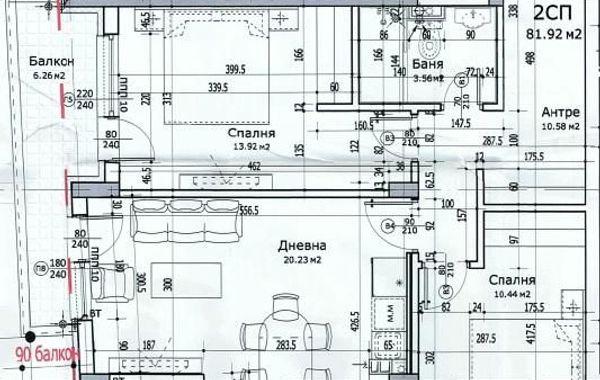 тристаен апартамент софия ly4fjc8v