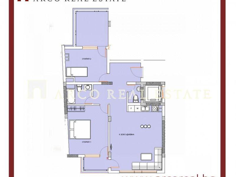тристаен апартамент софия mbuma25m