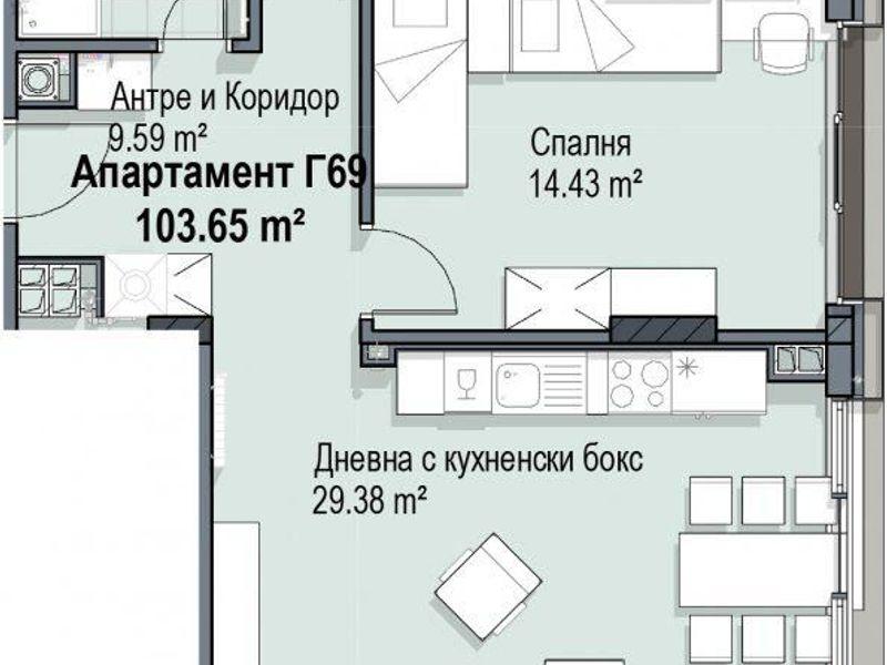 тристаен апартамент софия mfh9rjky