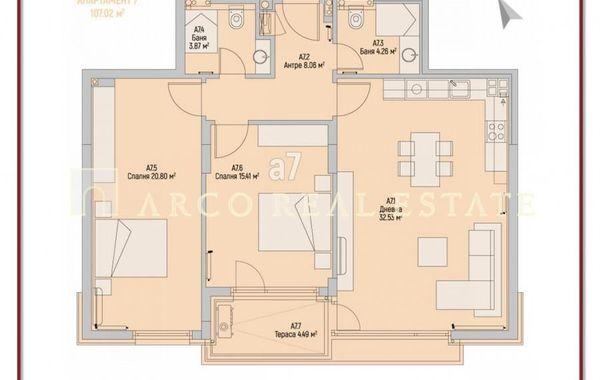 тристаен апартамент софия mhv85wqx