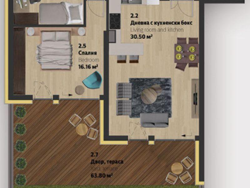 тристаен апартамент софия mj5lxgqh