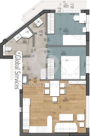 тристаен апартамент софия mvwjhryx