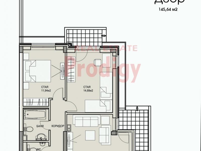 тристаен апартамент софия nn1c6kd1