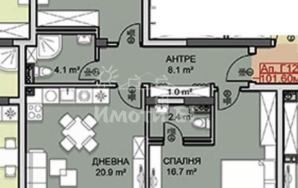 тристаен апартамент софия q3k7hkdv
