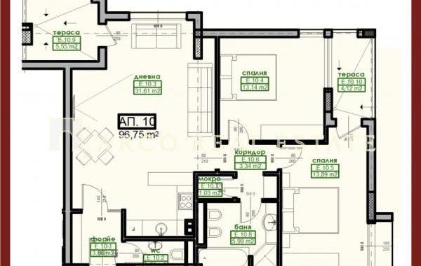 тристаен апартамент софия q6ugdpf8