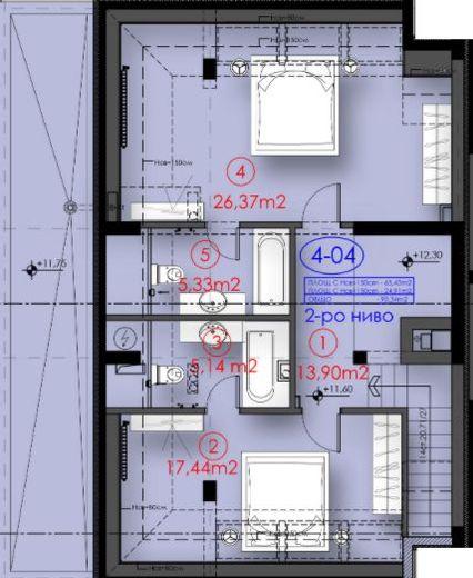 тристаен апартамент софия q81af3fc