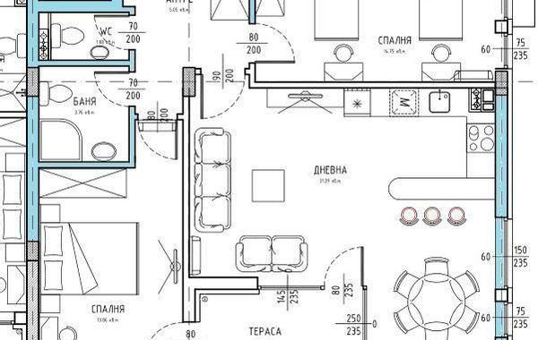тристаен апартамент софия quuu2xbf