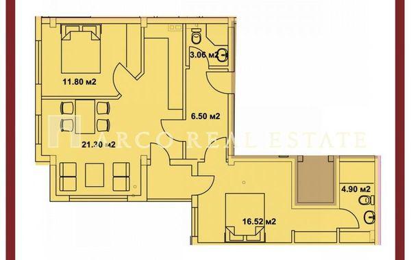 тристаен апартамент софия qvq57rnm