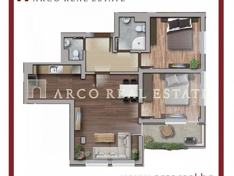 тристаен апартамент софия r618yr72