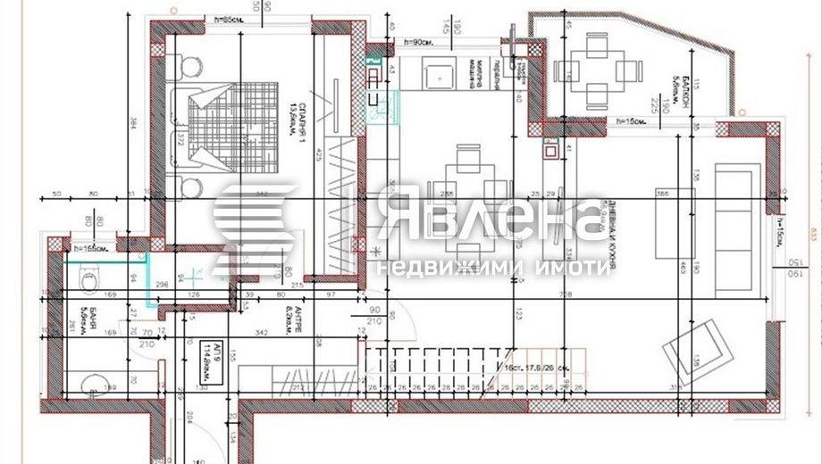 тристаен апартамент софия se9a37k9