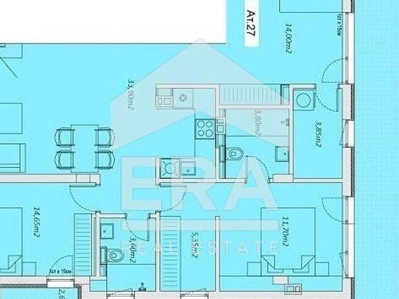 тристаен апартамент софия ub17t55l