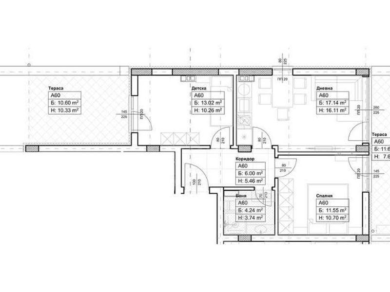 тристаен апартамент софия wxuyfal2