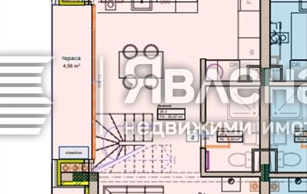 тристаен апартамент софия x6sm5qpm