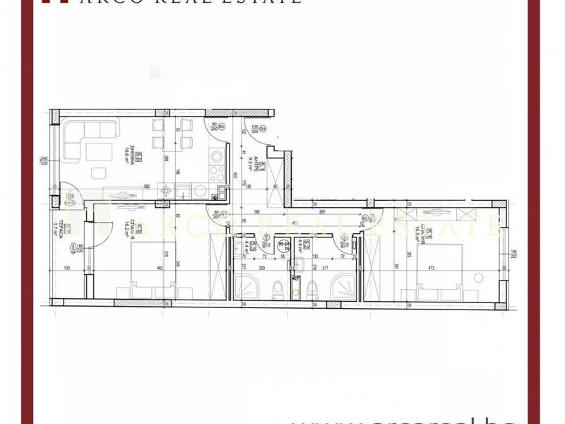 тристаен апартамент софия xk4wdst9