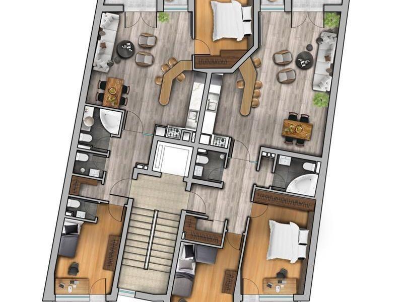 тристаен апартамент софия y688exbe