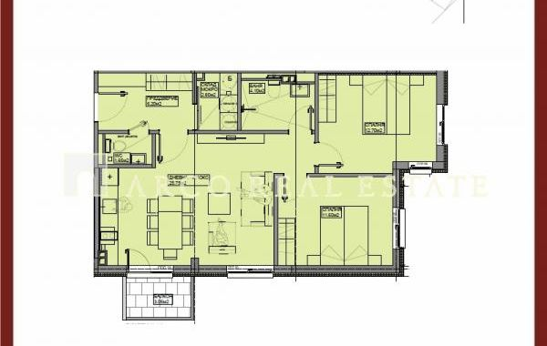 тристаен апартамент софия y9bfy8un
