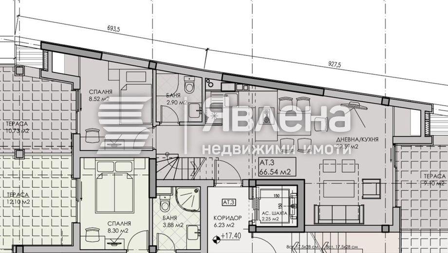 тристаен апартамент софия ya9sgtk8