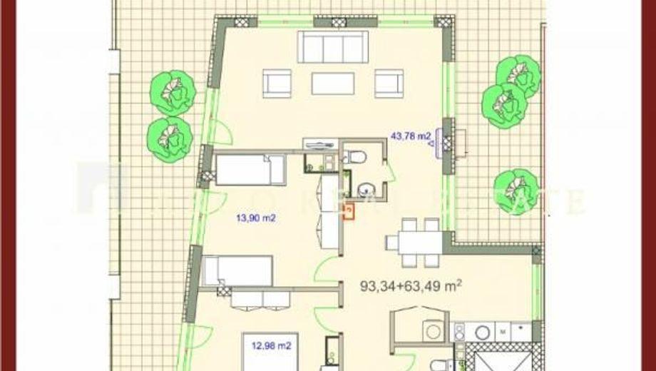тристаен апартамент софия ysg4sby1
