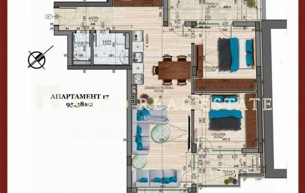 тристаен апартамент софия yxde6k9g