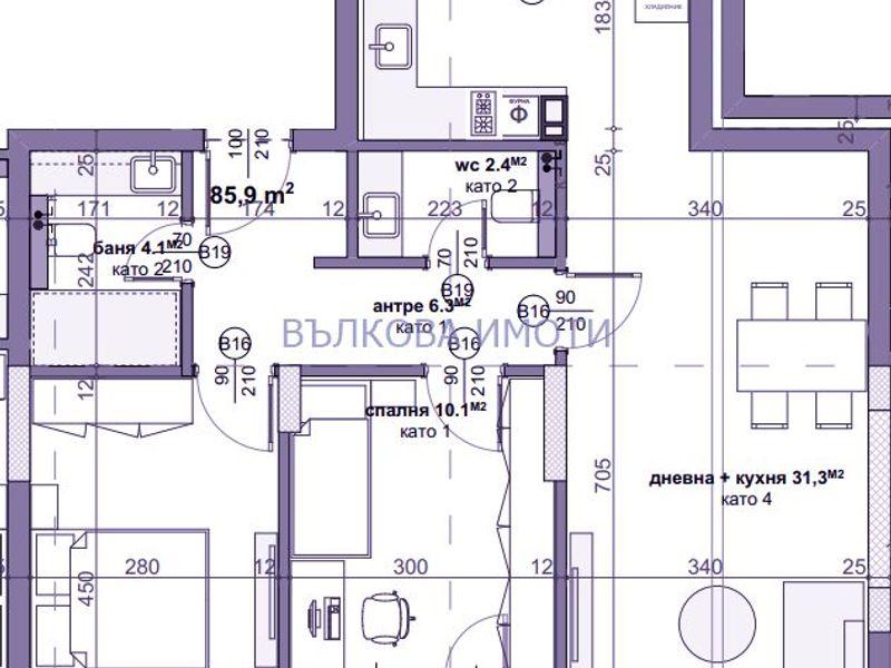 тристаен апартамент стара загора 156cy44r