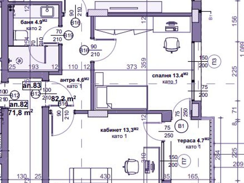тристаен апартамент стара загора 4lky8p5u