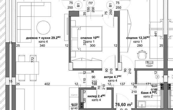 тристаен апартамент стара загора awmd183c