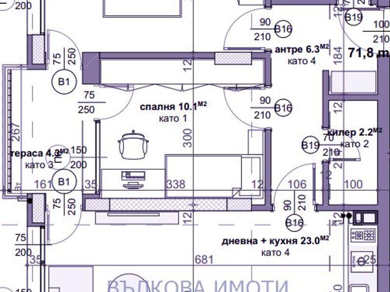 тристаен апартамент стара загора ckxtpy1v