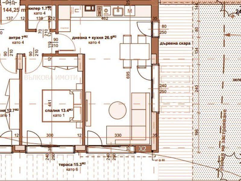 тристаен апартамент стара загора d57ub4ej
