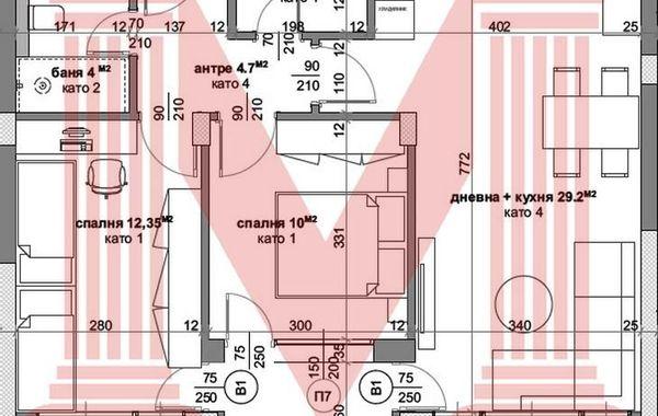 тристаен апартамент стара загора g88y56u8
