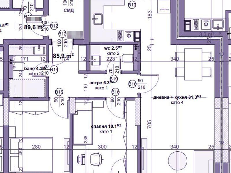 тристаен апартамент стара загора qkhlh51x