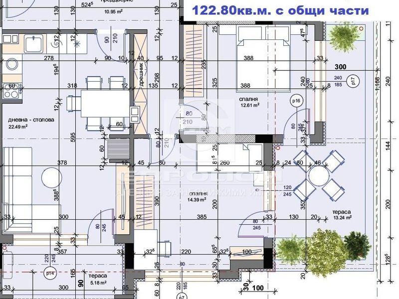 тристаен апартамент стара загора tm7r6fym