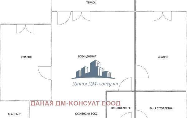 тристаен апартамент шумен 4j19bh9x